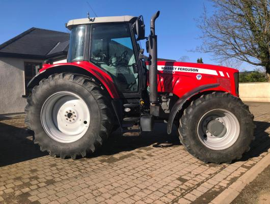 Tractors for sale for Sale Ned Murphy Tractors Ltd - Ned